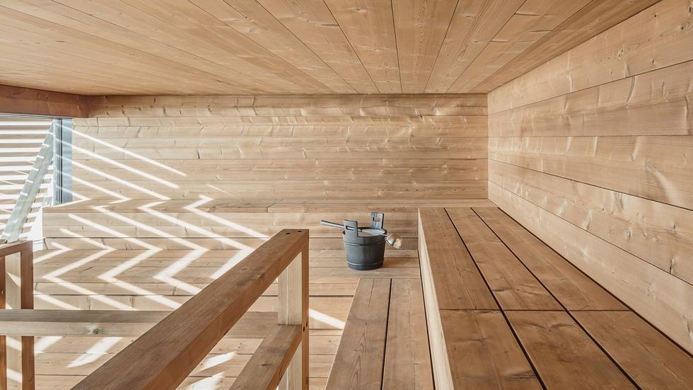 Löyly sauna w Helsinkach