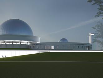 Modernizacja i rozbudowa Planetarium Śląskiego w Chorzowie