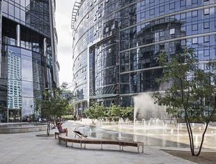 Nie tylko miejsce pracy – o projekcie Warsaw Spire Johny Eyers i Adam Wagner