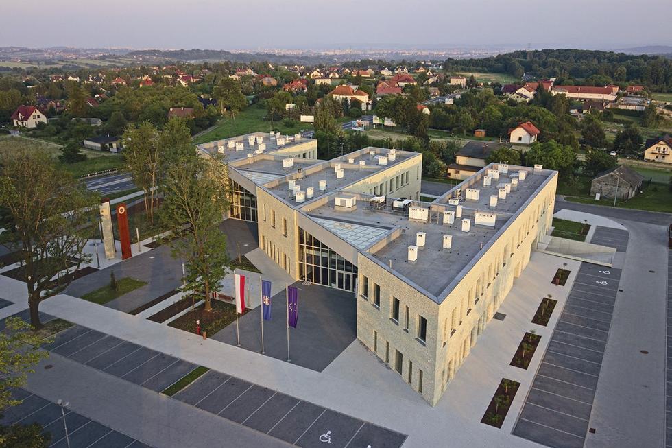 Centrum Administracyjne Gminy Wielka Wieś