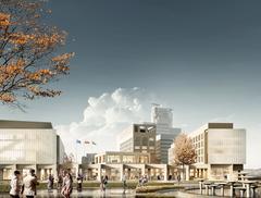 JEMS Architekci zaprojektują teren przy Nabrzeżu Prezydenta w centrum Gdyni