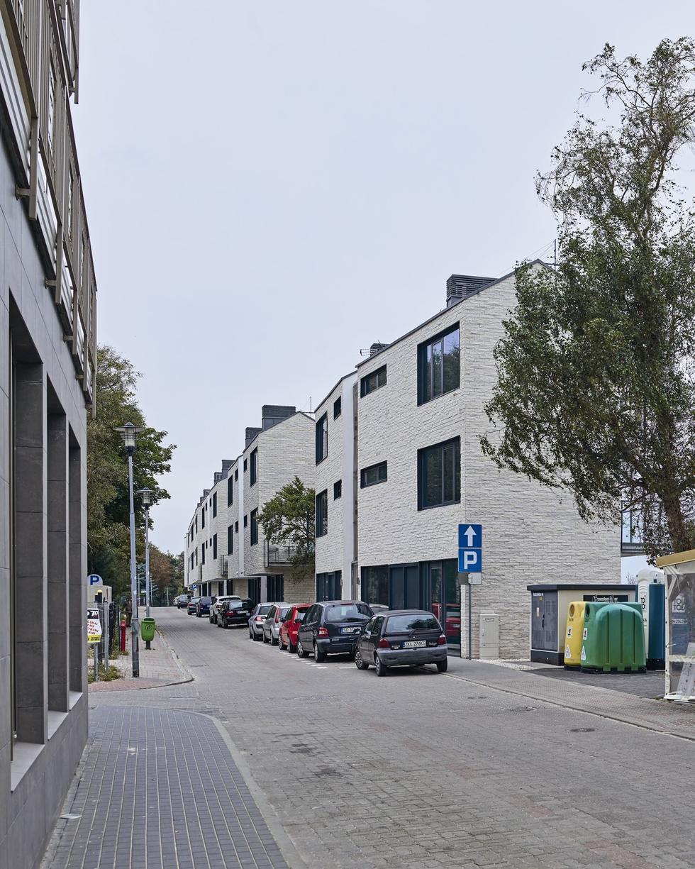 Apartamenty Boulevard w Ustroniu