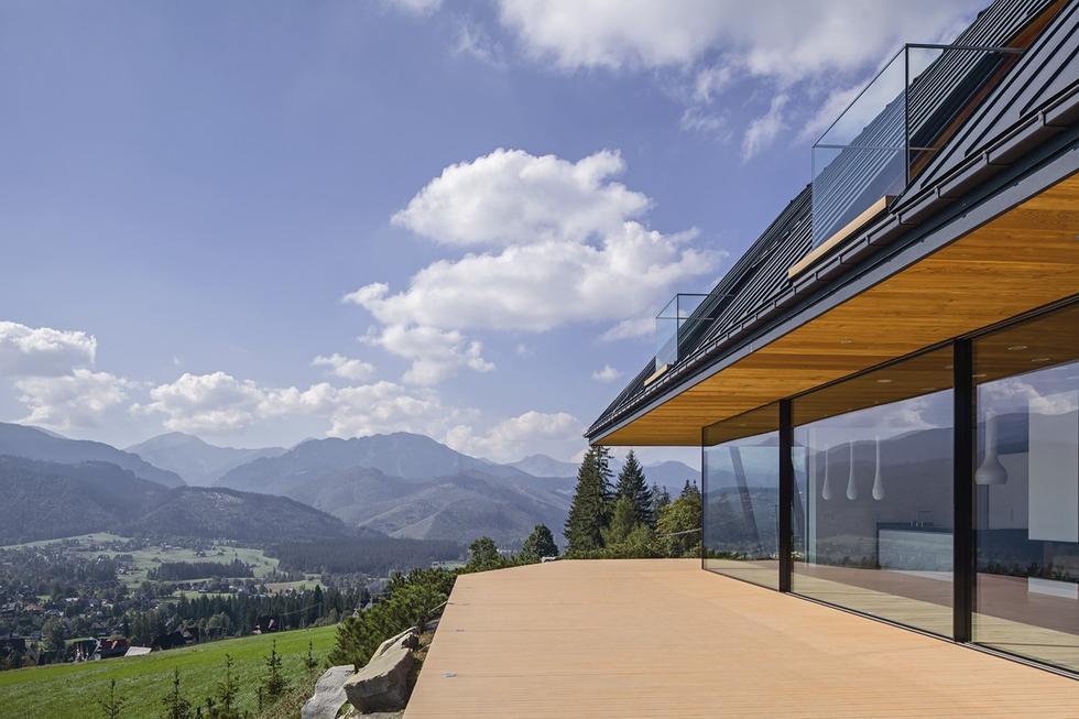 Dom w Tatrach