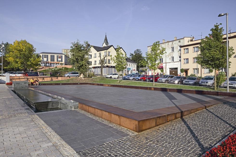 Rynek w Starachowicach