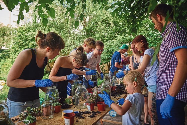 Ogrody społeczne w Polsce