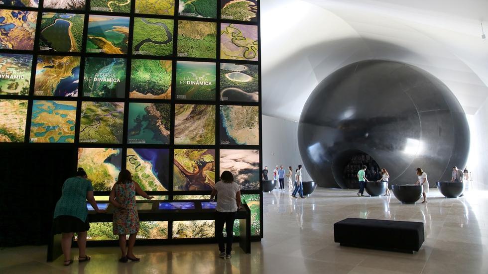Calatrava w Brazylii: nowa ikona Rio de Janeiro?