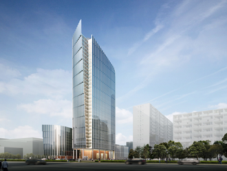 Rusza budowa wieżowca Mennica Legacy Tower