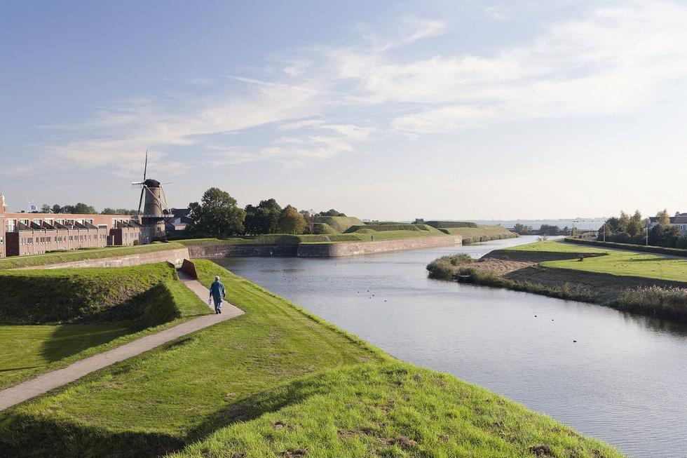 Holenderskie krajobrazy