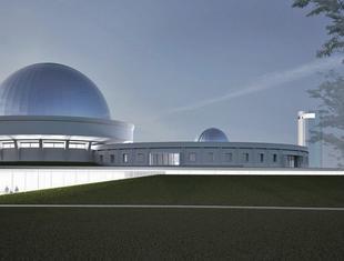 Przebudowa planetarium w Chorzowie