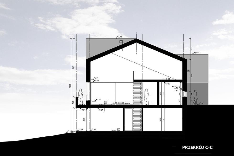 Dom w Krostoszowicach