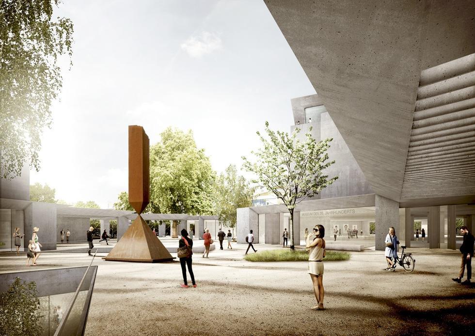 Herzog & de Meuron zaprojektują Muzeum XX wieku w Berlinie