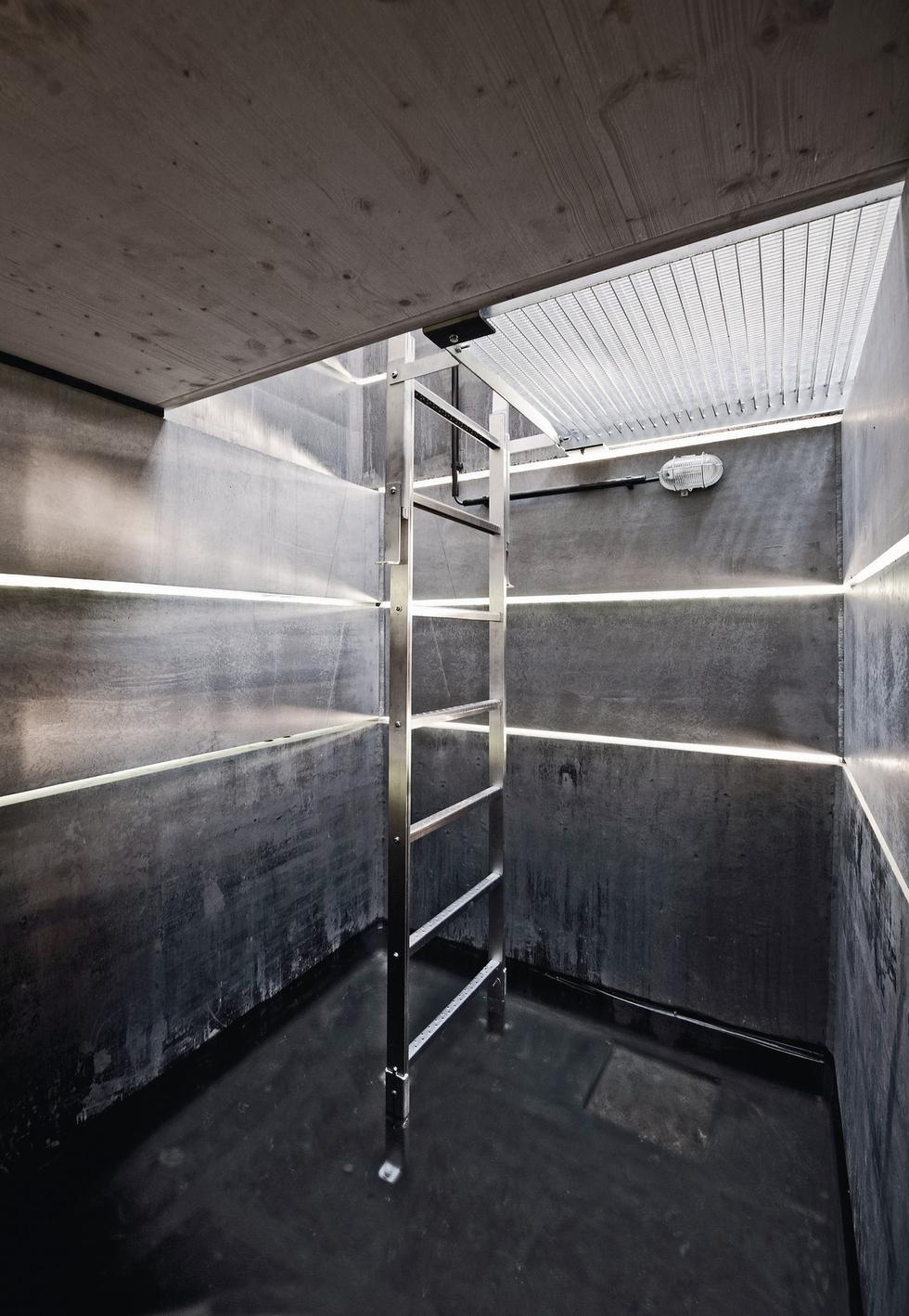 Pochwała nieróbstwa - jednoosobowa sauna w Bochum