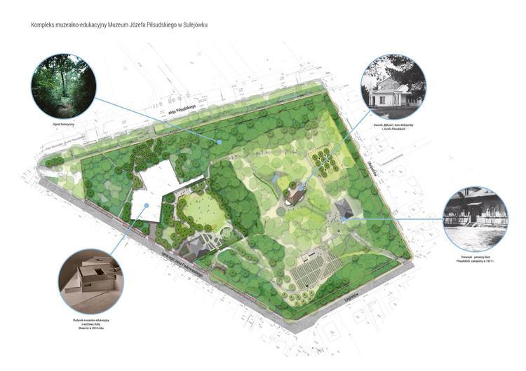 Rusza budowa Muzeum Józefa Piłsudskiego w Sulejówku
