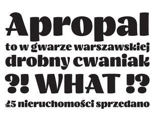 Warszawski krój