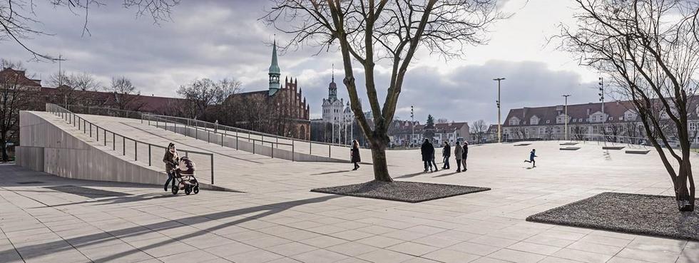 World Architecture Festival: Centrum Dialogu Przełomy nagrodzone na Światowym Festiwalu Architektury