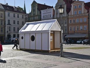 Architektura papierowa – rozmowa z Jerzym Łątką