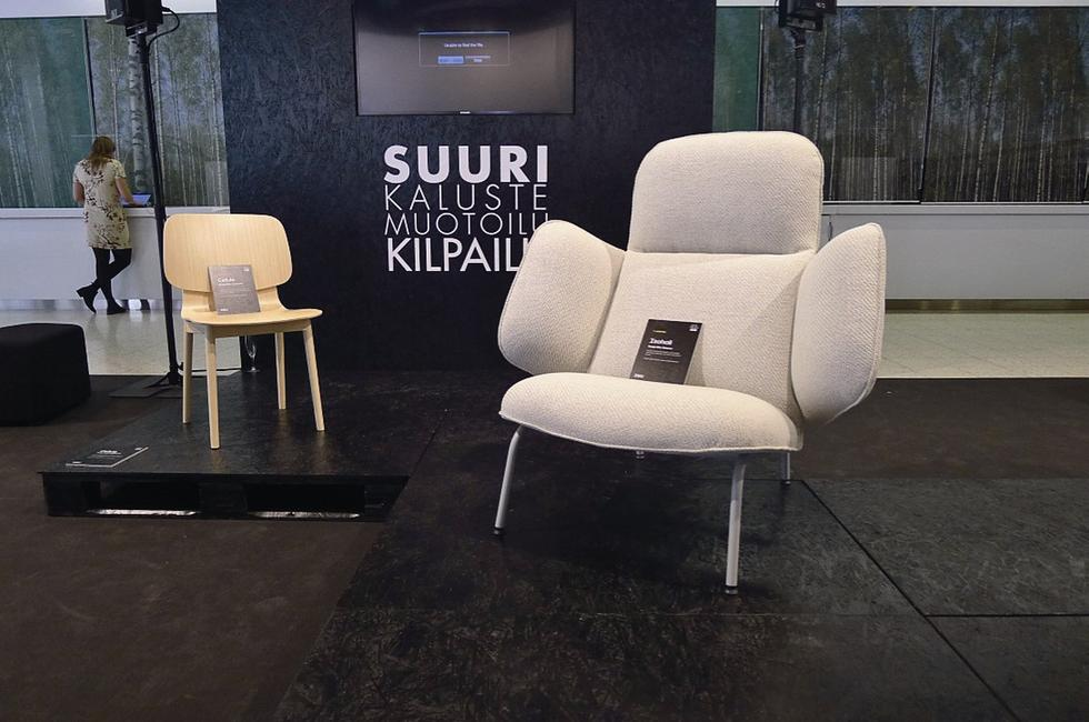 Fotel Isohali