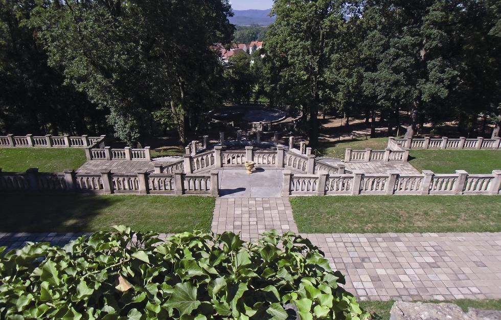 Zamek Marianny Orańskiej w Kamieńcu Ząbkowickim