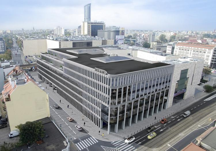 Biurowiec Retro Office House we Wrocławiu