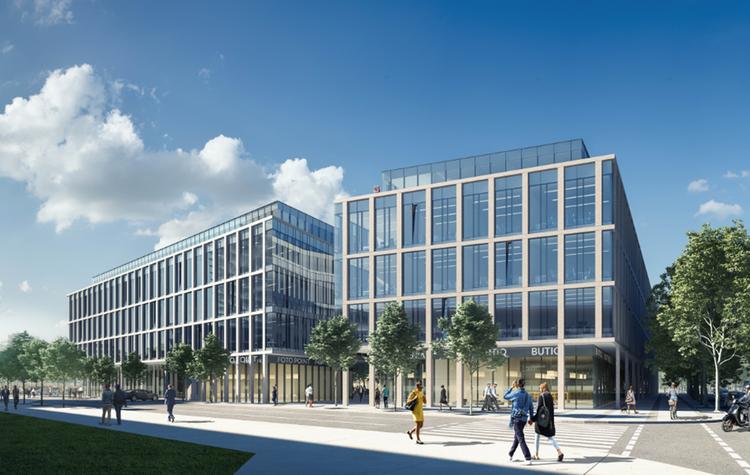 S.A.M.I. Architekci zaprojektują biurowce na Molo Rybackim w Gdyni