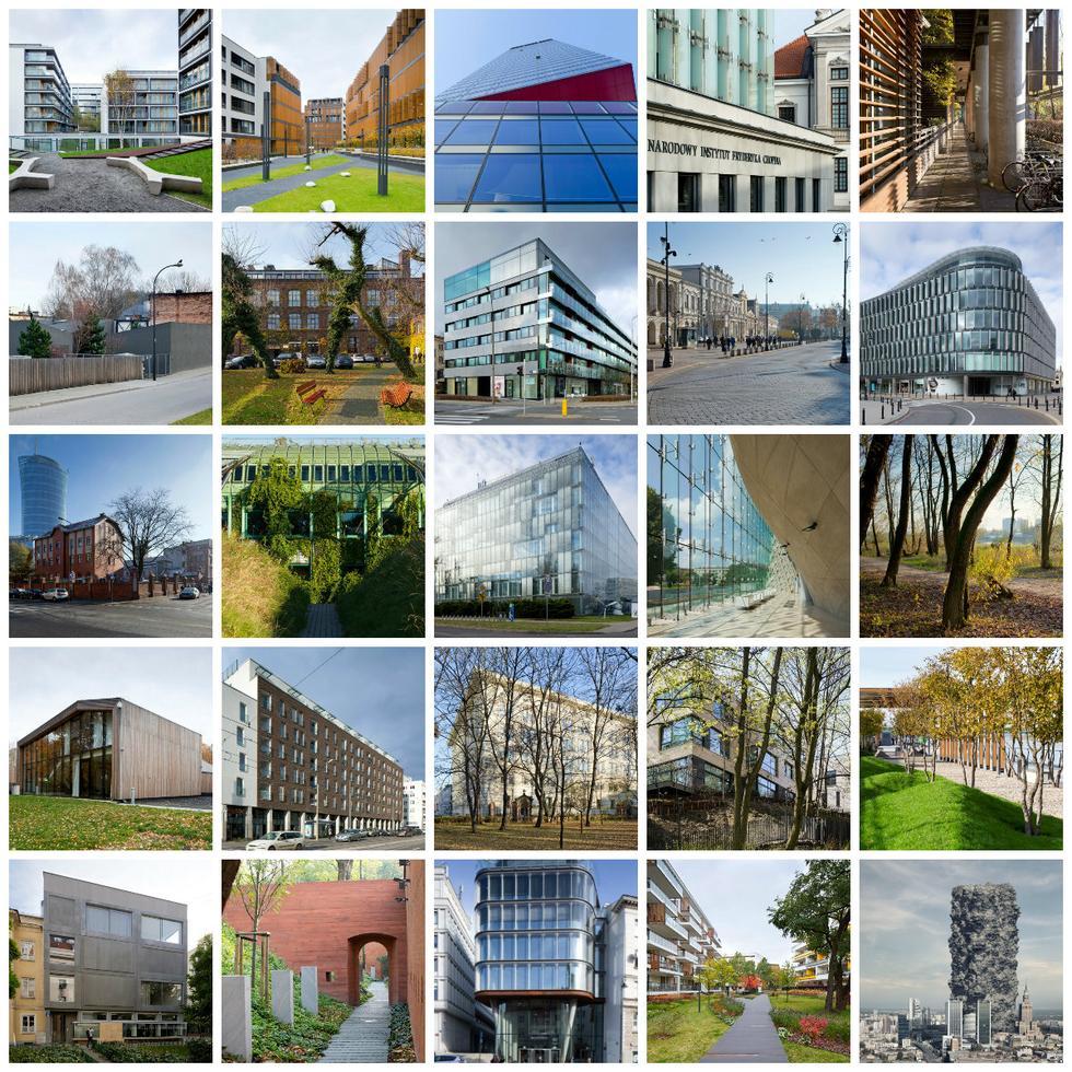 Najlepsze budynki stolicy. Wręczono Nagrodę Architektoniczną Prezydenta Warszawy