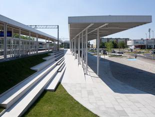 Nowy dworzec kolejowy w Solcu Kujawskim