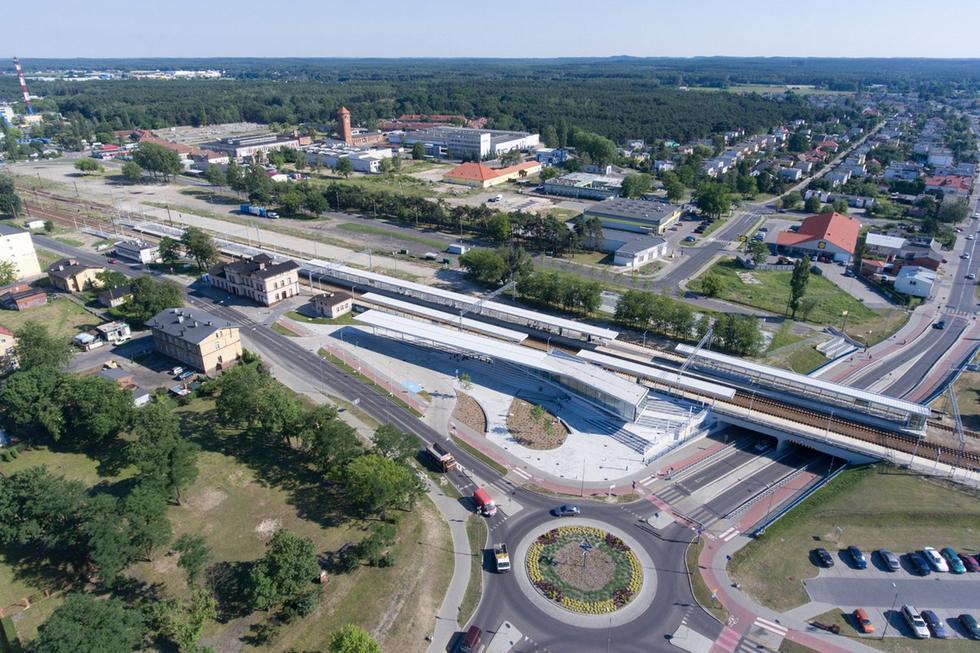 Zintegrowany Węzeł Transportowy w Solcu Kujawskim