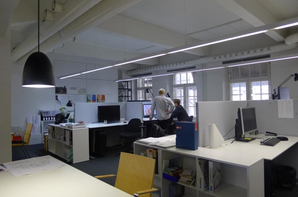 Z wizytą w pracowni Lahdelma & Mahlamäki Architects