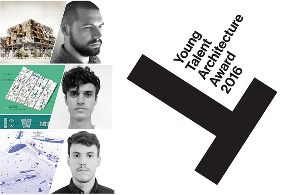Laureaci Young Talent Architecture Award
