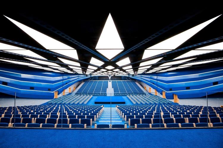 Nowe centrum kongresowe Międzynarodowych Targów Poznańskich