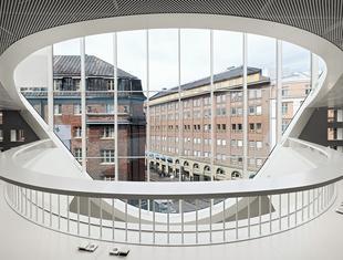 Echa z północy. Wystawa fińskiej architektury i dizajnu w Muzeum POLIN