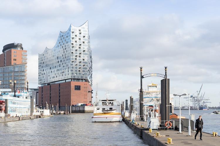 Filharmonia nad Łabą w Hamburgu