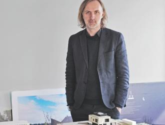 """Rozmowa z Marcinem Kościuchem, współautorem siedziby """"Wiadomości Wrzesińskich"""""""