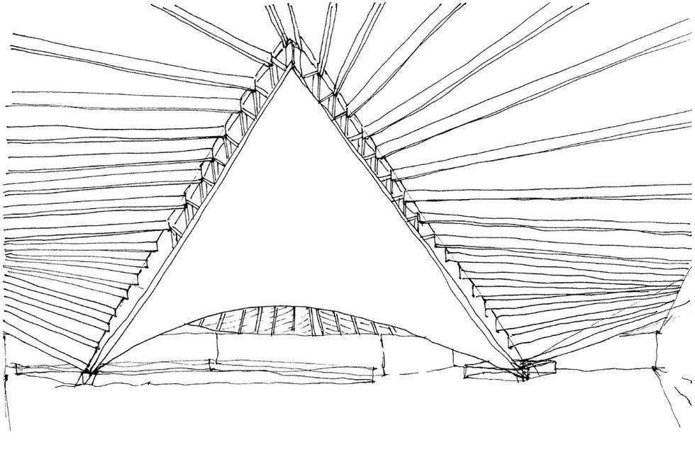 Muzeum Dizajnu w Londynie, szkic