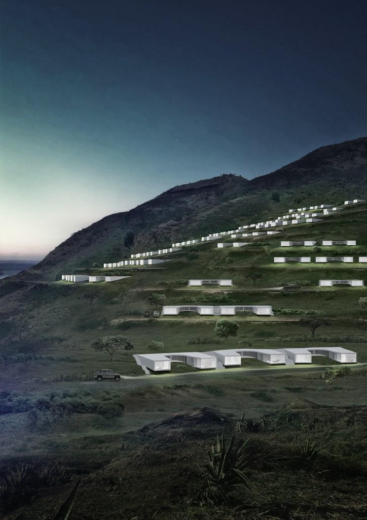 Wyspa Przyszłości – trzy propozycje dla Fogo w archipelagu Wysp Zielonego Przylądka