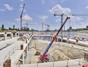 Konstrukcja dworca – o projekcie konstrukcji Łodzi Fabrycznej Mariusz Szefer