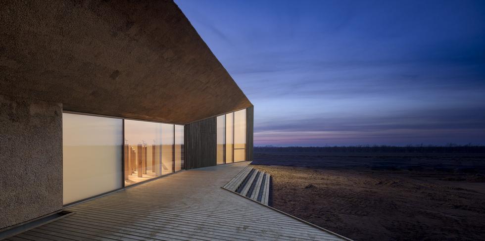 Centrum Morza Wattowego w Danii