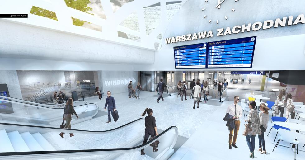 Nowa Warszawa Zachodnia