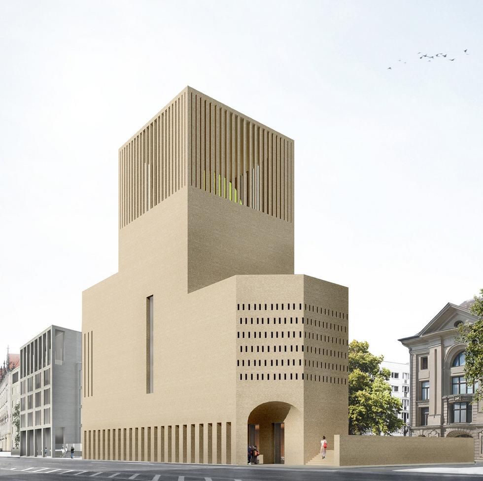 House of One w Berlinie