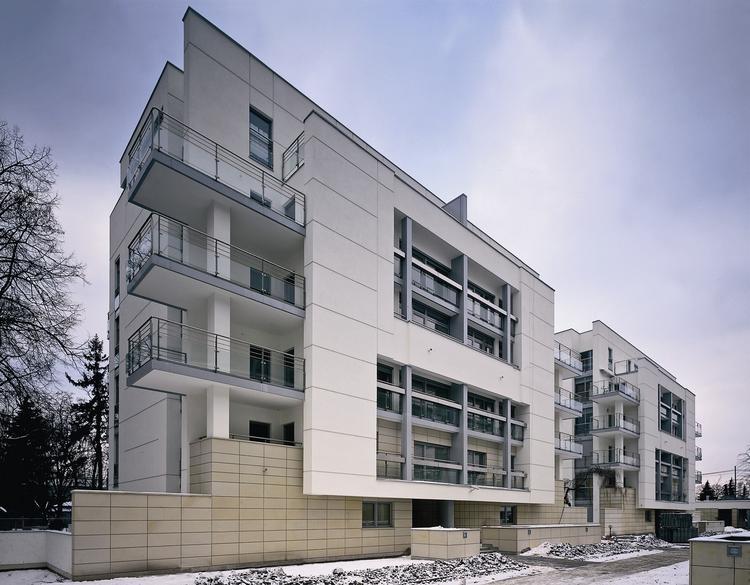 Zespół mieszkalny Biały Kamień, Warszawa