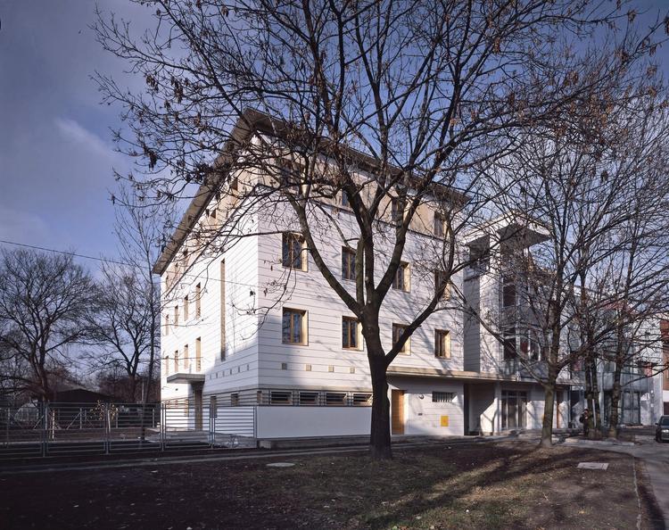 Akademicki budynek mieszkalny, Kraków