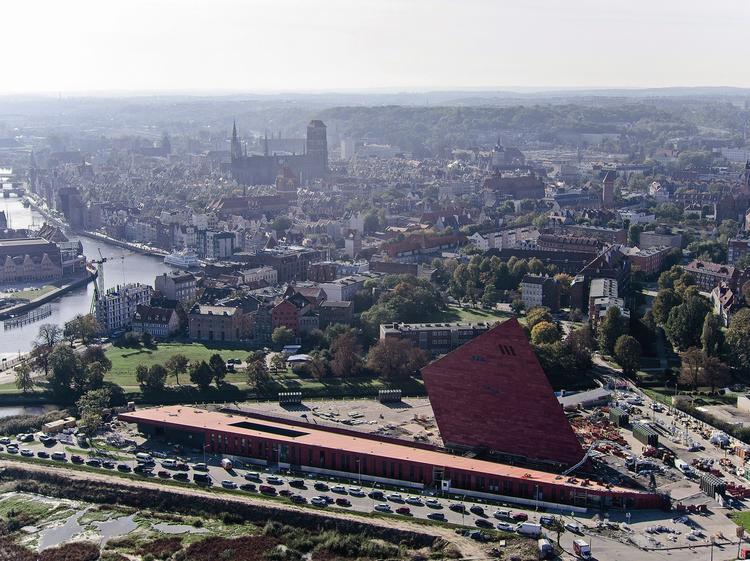 Muzeum II Wojny Światowej, Gdańsk