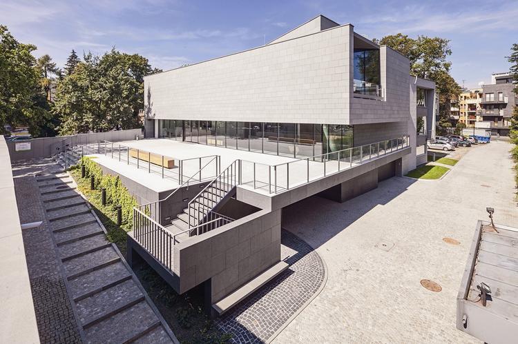 Galeria Europa – Daleki Wschód, Kraków