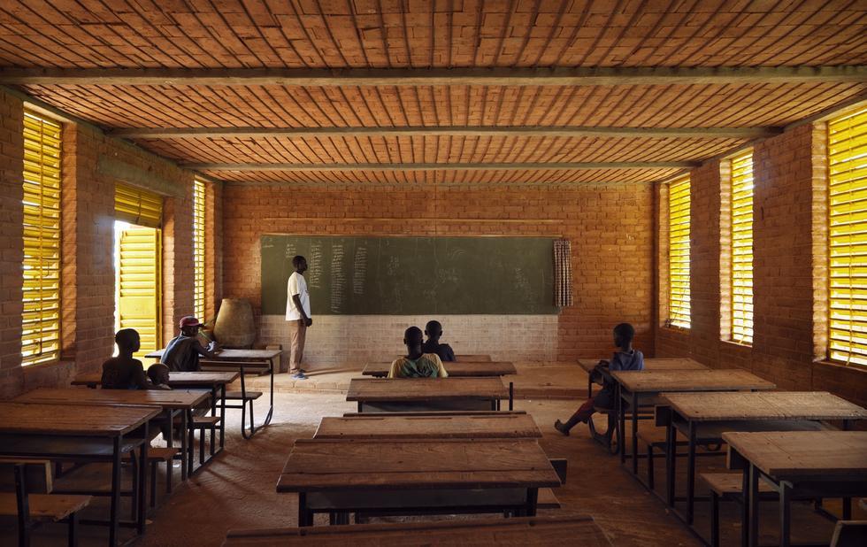 Francis Kéré zaprojektuje pawilon letni galerii Serpentine w Londynie