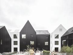 Miasto dzieci - przedszkole w Kopenhadze