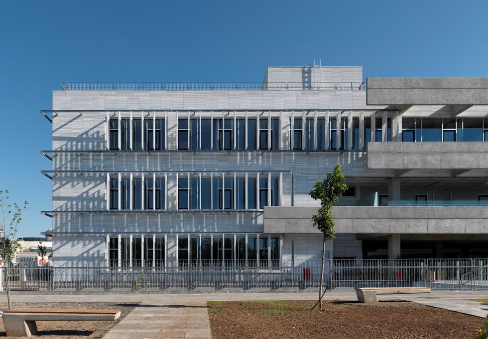 Współczesna architektura Turcji – nowa siedziba urzędu gminy w Diyarbakir