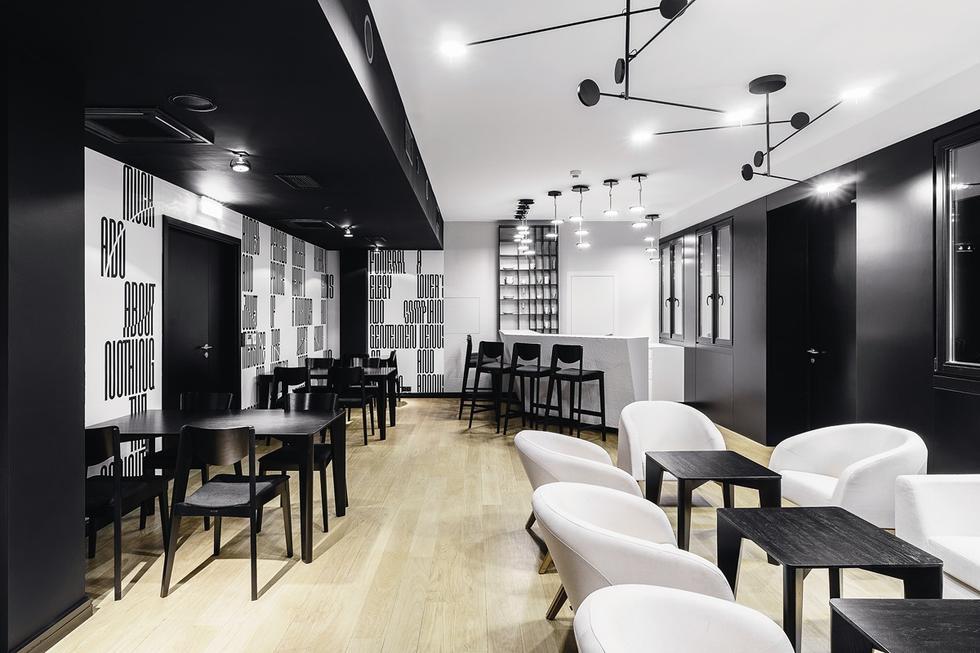 Bar i klub aktora w Teatrze Szekspirowskim