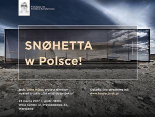 Transmisja z wykładu Jette Hopp. Oglądaj online!
