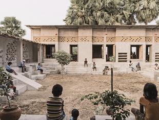 Moja pierwsza realizacja – szkoła w Indiach