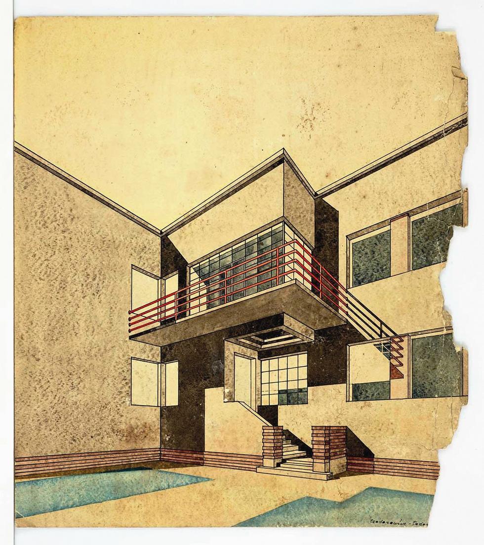 Lwów modernistyczny – wystawa w Muzeum Architektury we Wrocławiu
